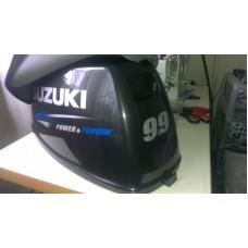 Пыльник колпака Suzuki DT9.9-15