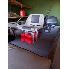 Рама с занижением под поворотное кресло в ПВХ лодку