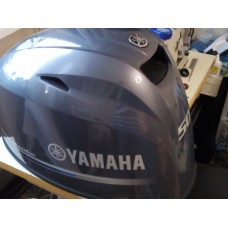 Пыльник колпака Yamaha F 50 HETL